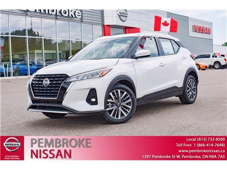 2021 Nissan Kicks SV (Stk: 21175) in Pembroke - Image 1 of 30