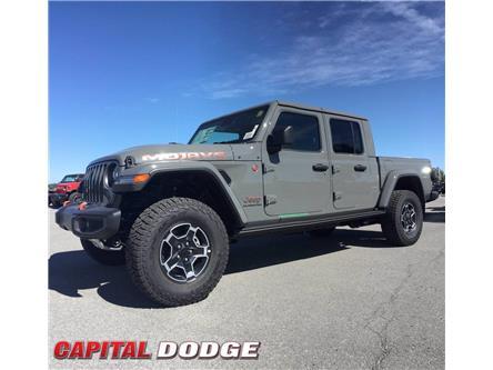 2021 Jeep Gladiator Mojave (Stk: M00659) in Kanata - Image 1 of 27