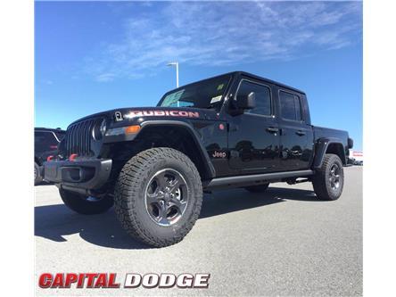 2021 Jeep Gladiator Rubicon (Stk: M00666) in Kanata - Image 1 of 24