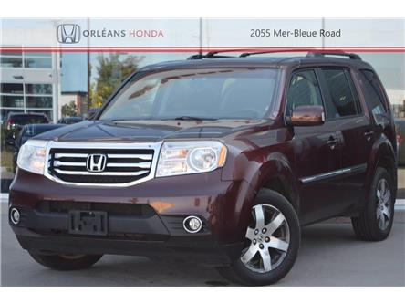 2012 Honda Pilot Touring (Stk: 16-210130AA) in Orléans - Image 1 of 30