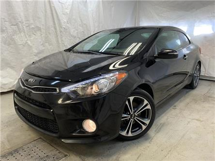 2016 Kia Forte Koup Ex auto, toit ouvrant - Bas Kilo! (Stk: 21540A) in Salaberry-de-Valleyfield - Image 1 of 19