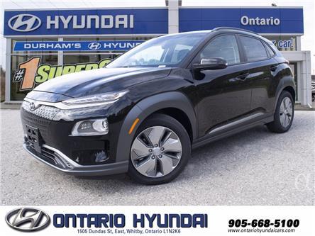 2021 Hyundai Kona EV Ultimate (Stk: 135328) in Whitby - Image 1 of 26