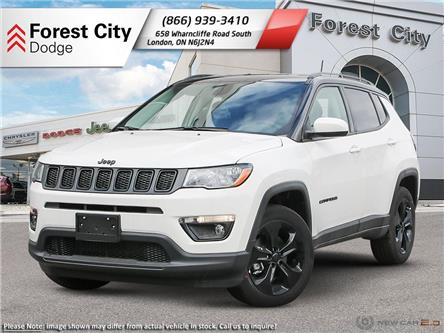 2021 Jeep Compass Altitude (Stk: 21-9025) in London - Image 1 of 22