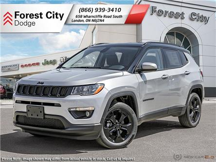 2021 Jeep Compass Altitude (Stk: 21-9022) in London - Image 1 of 22