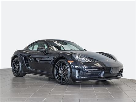 2018 Porsche 718 Cayman Base (Stk: 63521A) in Ottawa - Image 1 of 19