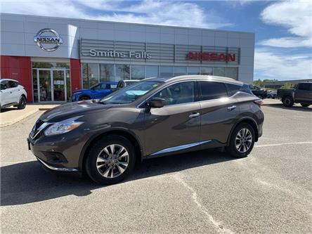 2017 Nissan Murano SL (Stk: 21-236A) in Smiths Falls - Image 1 of 18