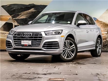 2018 Audi Q5 2.0T Progressiv (Stk: P4801) in Toronto - Image 1 of 3