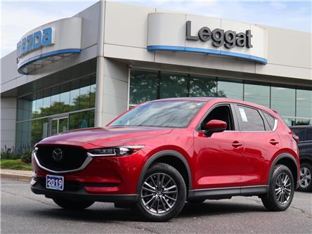 2019 Mazda CX-5 GS (Stk: 2639) in Burlington - Image 1 of 22