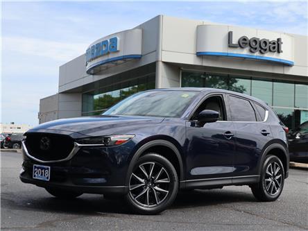 2018 Mazda CX-5 GT (Stk: 214210A) in Burlington - Image 1 of 25