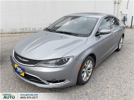 2015 Chrysler 200 C (Stk: 515971) in Milton - Image 1 of 6