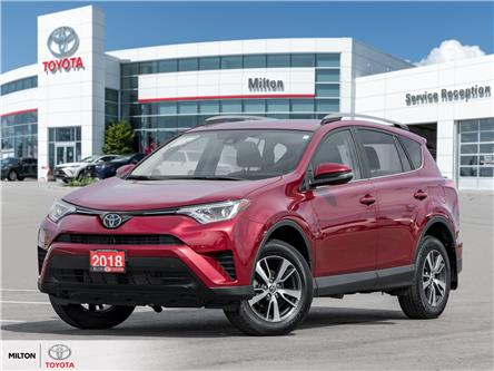 2018 Toyota RAV4 LE (Stk: 478894A) in Milton - Image 1 of 21