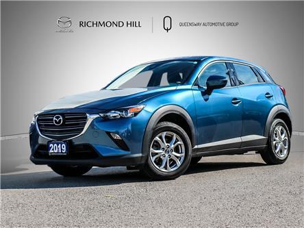2019 Mazda CX-3 GS (Stk: 21-654A) in Richmond Hill - Image 1 of 25