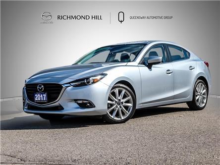 2017 Mazda Mazda3 GT (Stk: 21-667DTA) in Richmond Hill - Image 1 of 25
