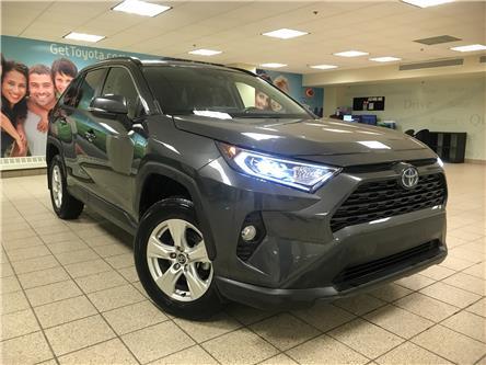 2019 Toyota RAV4 Hybrid XLE (Stk: 6067) in Calgary - Image 1 of 12