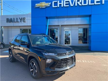 2022 Chevrolet TrailBlazer RS (Stk: G1769) in Rexton - Image 1 of 16