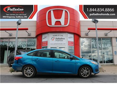 2015 Ford Focus SE (Stk: 23398W) in Greater Sudbury - Image 1 of 21