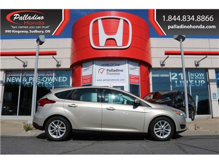 2017 Ford Focus SE (Stk: BC0216) in Greater Sudbury - Image 1 of 35