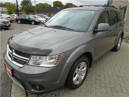 2012 Dodge Journey SXT & Crew (Stk: 5443A) in Sarnia - Image 1 of 13