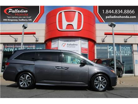 2016 Honda Odyssey Touring (Stk: 22637A) in Greater Sudbury - Image 1 of 36