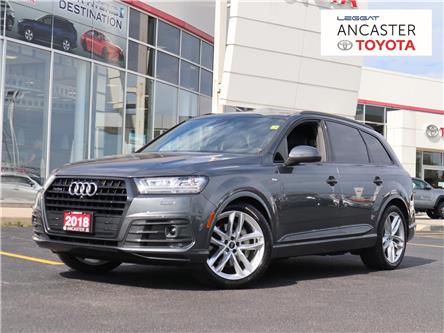 2018 Audi Q7  (Stk: 21583A) in Ancaster - Image 1 of 23