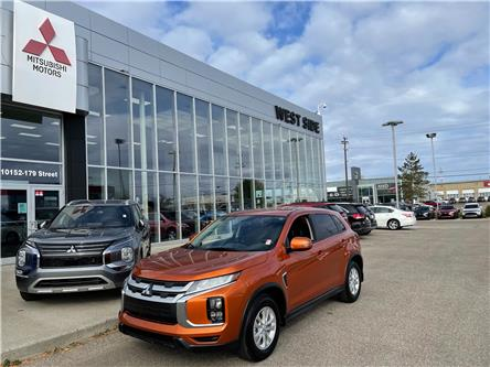 2021 Mitsubishi RVR SE (Stk: R21025D) in Edmonton - Image 1 of 22