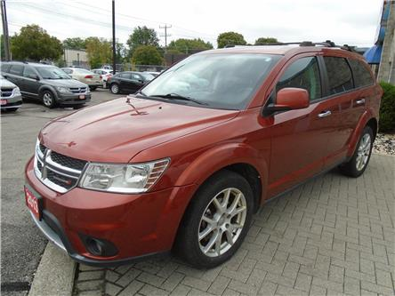 2013 Dodge Journey R/T (Stk: 5454A) in Sarnia - Image 1 of 13