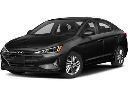 2020 Hyundai Elantra Preferred (Stk: 21393) in Ottawa - Image 1 of 12