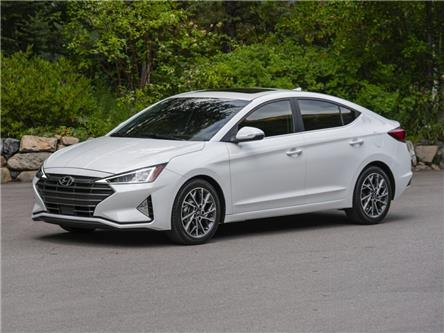 2020 Hyundai Elantra Preferred (Stk: 21394) in Ottawa - Image 1 of 11