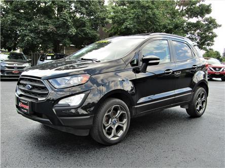 2018 Ford EcoSport SES (Stk: 1786) in Orangeville - Image 1 of 21