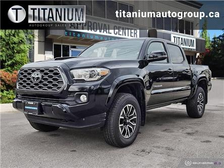 2021 Toyota Tacoma Base (Stk: 041648) in Langley Twp - Image 1 of 21