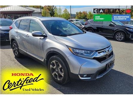 2018 Honda CR-V Touring (Stk: 221317A) in Huntsville - Image 1 of 4