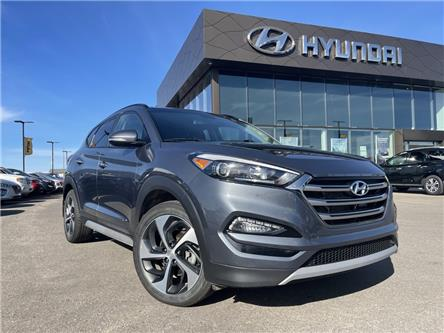 2017 Hyundai Tucson SE (Stk: 40531A) in Saskatoon - Image 1 of 24
