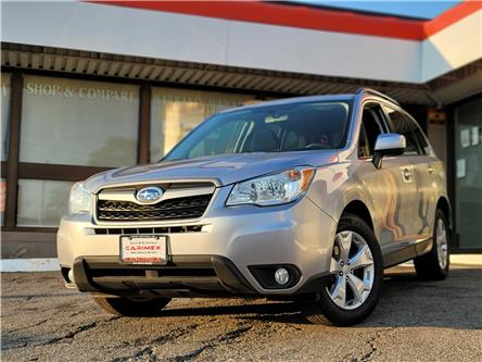 2015 Subaru Forester 2.5i Convenience Package (Stk: 2108247) in Waterloo - Image 1 of 22