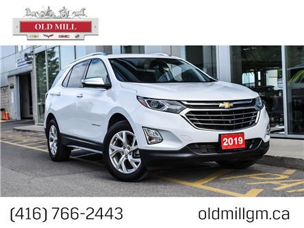2019 Chevrolet Equinox Premier (Stk: 135165U) in Toronto - Image 1 of 27