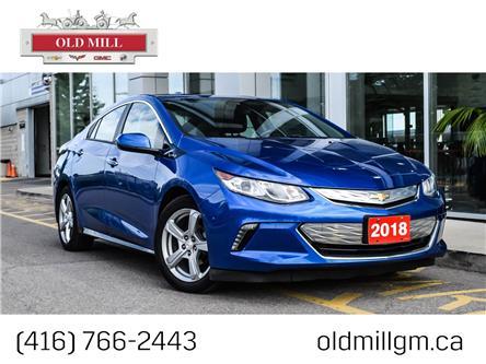 2018 Chevrolet Volt LT (Stk: 108363U) in Toronto - Image 1 of 21