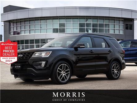 2016 Ford Explorer Sport (Stk: 4526) in Winnipeg - Image 1 of 24