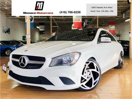 2014 Mercedes-Benz CLA-Class Base (Stk: 4406-20) in North York - Image 1 of 15