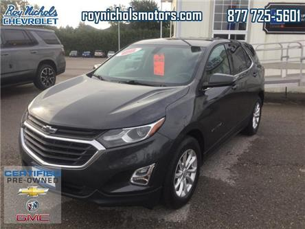 2018 Chevrolet Equinox LT (Stk: p6807) in Courtice - Image 1 of 13