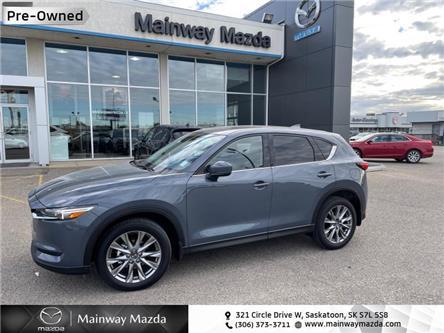 2021 Mazda CX-5 GT (Stk: M21436A) in Saskatoon - Image 1 of 17