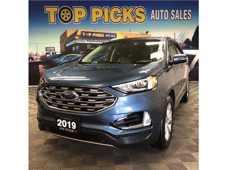 2019 Ford Edge Titanium (Stk: C28284) in NORTH BAY - Image 1 of 30