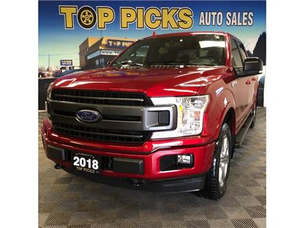 2018 Ford F-150 XLT (Stk: A82663) in NORTH BAY - Image 1 of 29