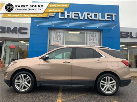 2018 Chevrolet Equinox Premier (Stk: PS21-081) in Parry Sound - Image 1 of 23