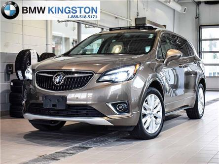 2019 Buick Envision Premium I (Stk: 21101A) in Kingston - Image 1 of 30