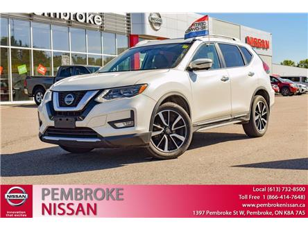 2018 Nissan Rogue SL (Stk: 21107A) in Pembroke - Image 1 of 30