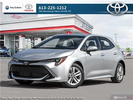2022 Toyota Corolla Hatchback Base (Stk: 60936) in Ottawa - Image 1 of 23