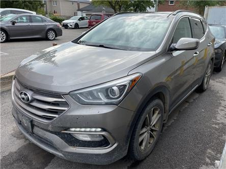 2017 Hyundai Santa Fe Sport Limited (Stk: 211831A) in Toronto - Image 1 of 15