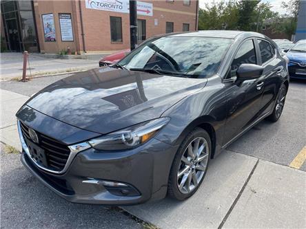2018 Mazda Mazda3 Sport GT (Stk: P3954) in Toronto - Image 1 of 20