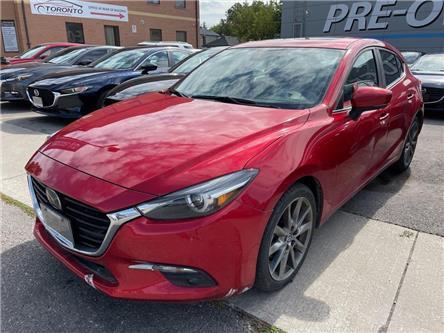 2018 Mazda Mazda3 Sport GT (Stk: P3944) in Toronto - Image 1 of 19