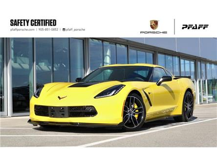 2017 Chevrolet Corvette Coupe Z51 (Stk: P17614A) in Vaughan - Image 1 of 30
