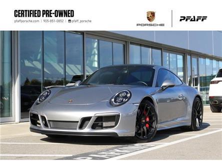 2019 Porsche 911 Carrera Coupe GTS PDK (Stk: U9910A) in Vaughan - Image 1 of 30